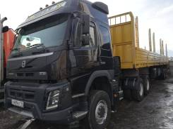 Volvo FMX13. Продам Volvo FMX 500 л. с. 6*6 2014г, 13 000куб. см., 40 000кг., 6x6