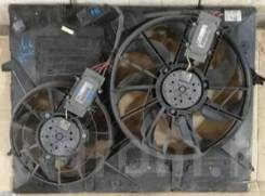 Мотор вентилятора охлаждения VW Touareg, Audi Q7, Porche Cayenne