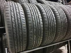 Bridgestone Nextry Ecopia. летние, 2017 год, б/у, износ 5%