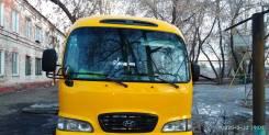 Hyundai County. Продается автобус, 18 мест, С маршрутом, работой