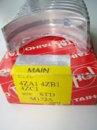 Вкладыши коренные STD Isuzu 4ZA1 / 4ZB1 / 4ZD1 / 4ZC1