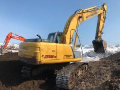 New Holland E215, 2008