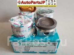 Поршень двигателя Teikin 46334 STD (4шт/упак)Toyota 1ZZ-FE 13101-22032