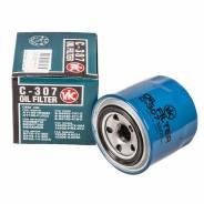 Фильтр масляный VIC C307, OEM 15400ZJ1004, 15208AA160, Япония