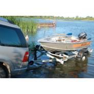 """Прицеп """"Водник"""" для лодок до 5,5м (8213 B7)"""