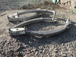 Рессоры на двух тонную телегу под катер