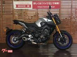 Yamaha MT-09, 2018