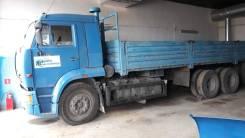 КамАЗ 65117. Продается бортовой автомобиль КамАЗ-65117, 2007, 17 000кг., 6x4