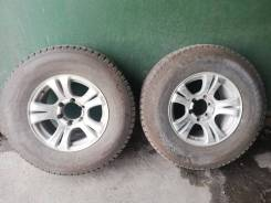 "Продам 4 колеса на Mitsubishi Pajero Sport. x16"""