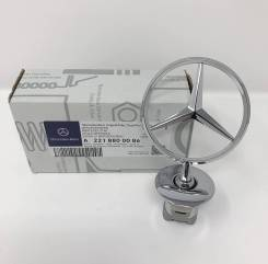 Эмблема капота S-classe Mercedes-BENZ А2218800086 EZ