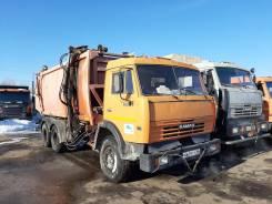 Коммаш КО-440-5. Продается мусоровоз КО 440-5 на шасси Камаз, 10 850куб. см.