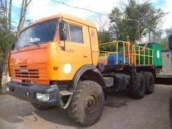 КамАЗ 44108. Продаем АНЦ-320 на шасси КамАЗ-44108