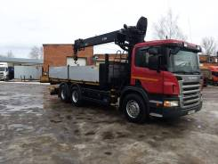 Scania P. Продается манипулятор Scania, 6x4