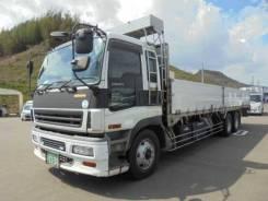 Isuzu Giga. Бортовой грузовик, 14 300куб. см., 13 900кг., 6x4. Под заказ