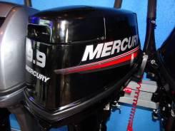 Mercury. 9,90л.с., 2-тактный, бензиновый, нога S (381 мм), 2017 год
