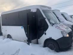 ГАЗ ГАЗель Next A64R42. ГАЗ-A64R42, автобус 18 мест, 2016, 18 мест