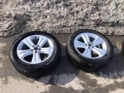 """Комплект Оригинальных колёс Toyota Highlander 245/55R19. x19"""" 5x114.30"""