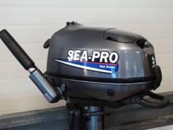 Sea-Pro. 5,00л.с., 2-тактный, бензиновый, нога S (381 мм), 2014 год
