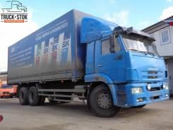 КамАЗ 65117. -62 – грузовик борт тент, 11 760куб. см., 14 150кг., 6x4