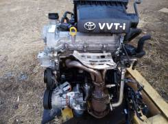 Двигатель в сборе 2SZ Toyota Belta, Ractis