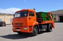 МК-4512-04 на шасси КАМАЗ-43255-3010-69, 2021