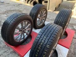 Dunlop Grandtrek PT3. летние, 2018 год, б/у, износ до 5%