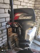 Продам двухтактный лодочный мотор suzuki DT15S