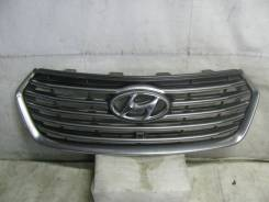 Решетка радиатора Hyundai Grand Santa Fe (DM) c 2016