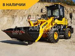 Amur DK620M. Фронтальный погрузчик AMUR DK620m, 1 800кг., Дизельный, 1,00куб. м.