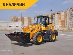 Amur DK630. Фронтальный погрузчик AMUR DK630, 2 800кг., Дизельный, 1,50куб. м.