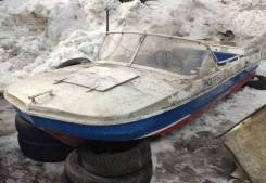 Продам водометный катер Обь-5
