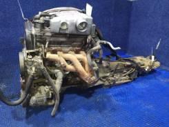 Двигатель Mitsubishi Pajero Io H66W 4G93 GDI 1998
