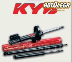 Стойка задняя правая ГМ. Excel-G KYB Nissan X-Trail PNT30 T30 NT30