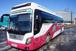 Hyundai Universe. Туристический автобус Hunday universe, 45 мест