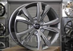 Новые диски R17 5/114,3 Toyota