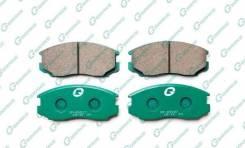 Колодки тормозные GP00037 Gbrake GP00037