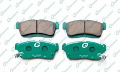 Колодки тормозные G-BRAKE GP00045 G-BRAKE GP00045