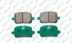 Колодки тормозные G-Brake GP02166