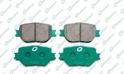 Колодки тормозные GP02193 Gbrake GP02193
