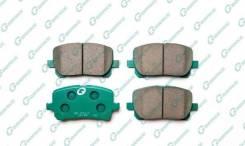 Колодки тормозные GP02217 Gbrake GP02217