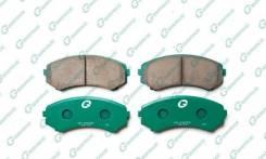 Колодки тормозные GP06085 Gbrake GP06085