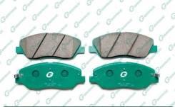 Колодки тормозные GP11198 Gbrake GP11198