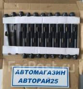Болты головки блока цилиндров TD27 QD32 (10 шт комплект)