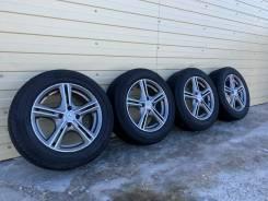 "Комплект колёс Goodride SP06 205/60R15 4*100. 6.5x15"" 4x100.00 ET35 ЦО 73,0мм."