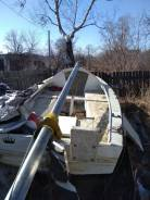 Парусная яхта 4,7 м.