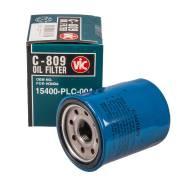 Фильтр масляный VIC C809, 15400PLMA02, 15400RBAF01, Япония