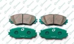 Колодки тормозные G-Brake GP02274