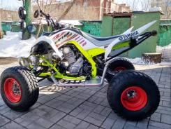 Yamaha Raptor 700. исправен, есть псм\птс, с пробегом