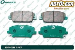 Колодки пер. G-brake Honda Civic FN / FK (06-11) Civic FD / FA (05-11)