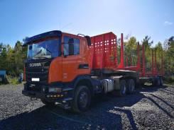 Scania G480. , 6x6